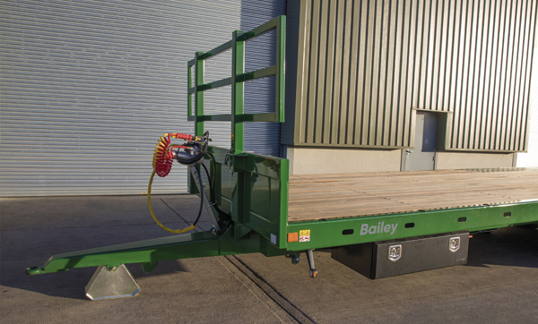 Bailey Trailers | Products | Flat Deck